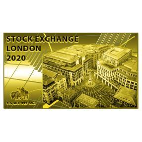 1 g Goldbarren Londoner Börse 2020