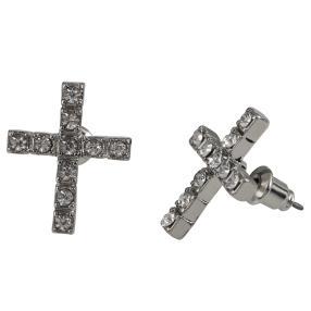 Ohrstecker Kreuz