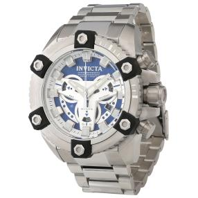 "INVICTA Herrenuhr ""Coalition Forces"" silber-blau"