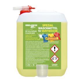 WOHNEN & GENIESSEN Waschmittel für Buntwäsche 3L
