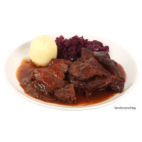 Rinderbäckchen in Pinot Noir Soße 1000g