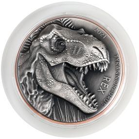 T-Rex XXL Münze