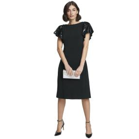 PATRIZIA DINI Damen Kleid schwarz