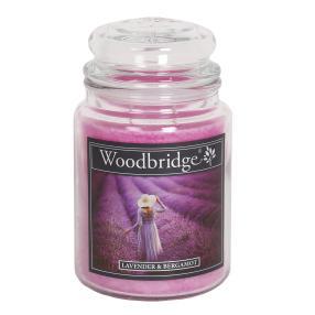 Woodbridge Duftkerze 'Lavender & Bergamot'