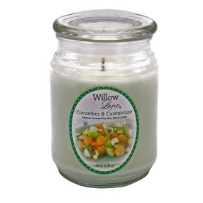 Willow Lane Duftkerze 'Melone', 538 g