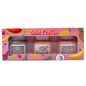 Candle Brothers Duftkerzen 'Bella Frutta', 3er Set