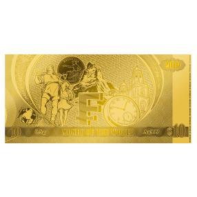 Flatbar 'Schweizer Franken'