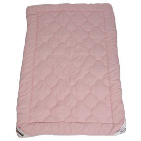 Stoffhanse Steppdecke 135 x 200 cm, rosa