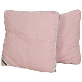 Stoffhanse Kissen 80 x 80 cm, 2-teilig, rosa
