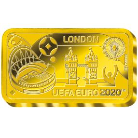 UEFA EURO 2020™ London, Goldbarren