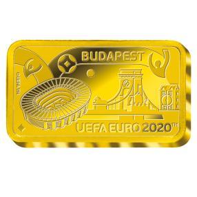 UEFA EURO 2020™ Budapest, Goldbarren