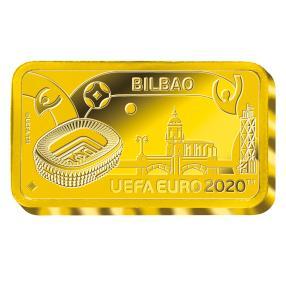 UEFA EURO 2020™ Bilbao, Goldbarren