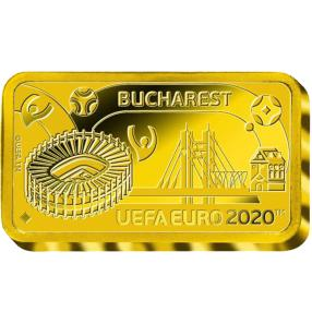UEFA EURO 2020™ Bukarest, Goldbarren