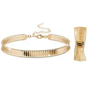 Armband 925 Sterling Silber vergoldet