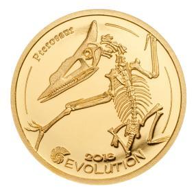 Gold Klassiker Pterosaur 2018