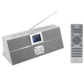 Internet DAB+ Radio m. Bluetooth