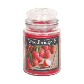 Woodbridge Duftkerze Oriental Lychee 565g