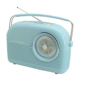 Retro DAB+ Digital Radio