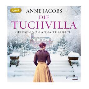 Hörbuch - Die Tuchvilla