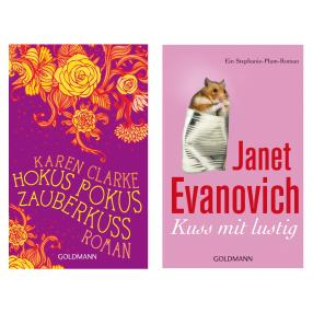 Buch 2er Paket - Romantik