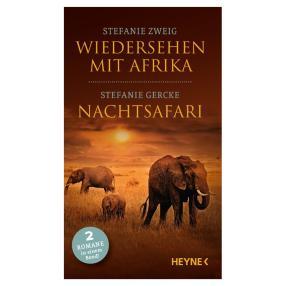 Buch - Wiedersehen mit Afrika/Nachtsafari