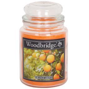 Woodbridge Duftkerze Orange 565g