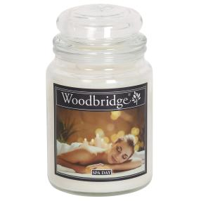 Woodbridge Duftkerze Spa Day 565g
