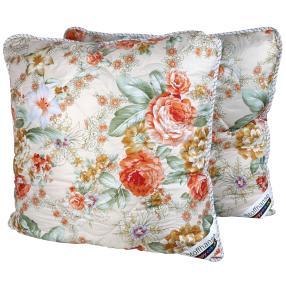 Stoffhanse Kissen 80 x 80 cm, 2-teilig, floral