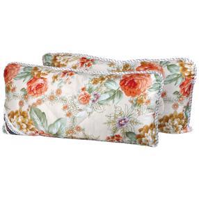 Stoffhanse Kissen 40 x 80 cm, 2-teilig, floral