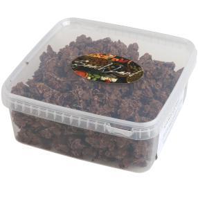 Schokoladenberge Mandeln&Cornflakes