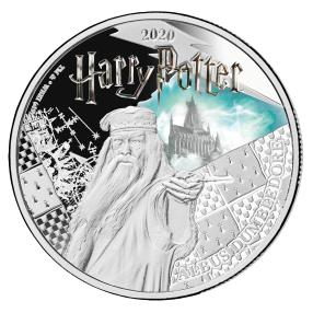Münze Potter Serie 'Dumbledore'