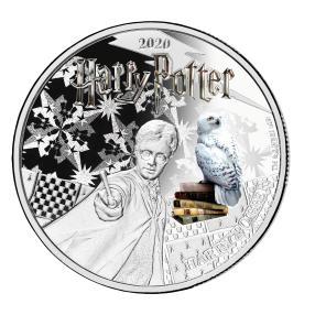 """Münze Potter Serie """"Harry"""""""