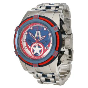 "INVICTA Herrenuhr ""Marvel Captain America"""