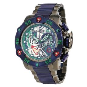 "INVICTA Herrenuhr ""DC Comics Joker"", Titan"