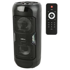 Leicke Bluetooth-Lautsprecher DJ Roxxx Ibiza 360°