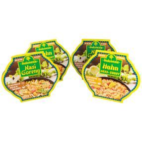 Schalengerichte Indonesia