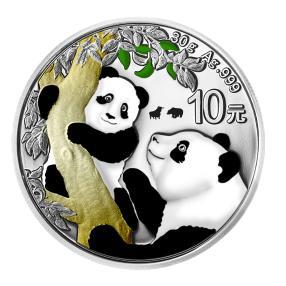 Bull & Bear Blue Line Panda 2021