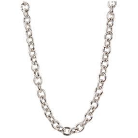 Collier 925 Silber rhodiniert ca. 61 cm