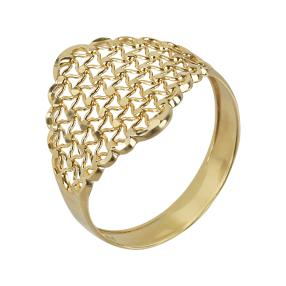 Ring 925 Sterling Silber vergoldet