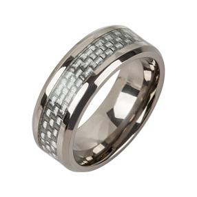Ring Titanium, Carbon fiber