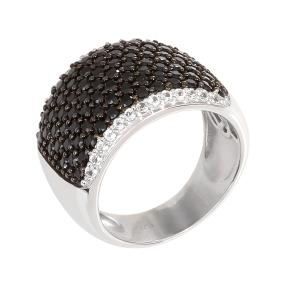 Ring 925 Sterling Silber, Spinell