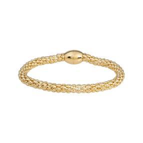 Armband Bronze vergoldet, Magnetverschluss