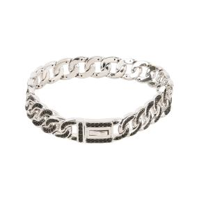 Armband 925 Sterling Silber, Spinell