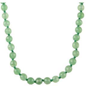 Collier Jade, ca. 48 cm