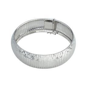 Cleopatraarmband 925 Sterling Silber