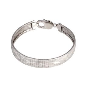 Cleopatra-Armband 925 Sterling Silber