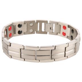 Armband Titan, mit 30 Magneten