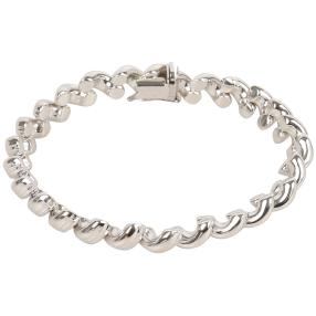 San Marco Armband 925 Sterling Silber