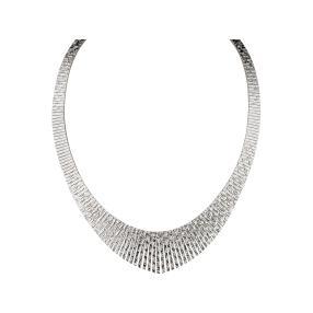 Cleopatra Collier 925 Sterling Silber