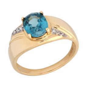 Ring 585er Gelbgold Zirkon